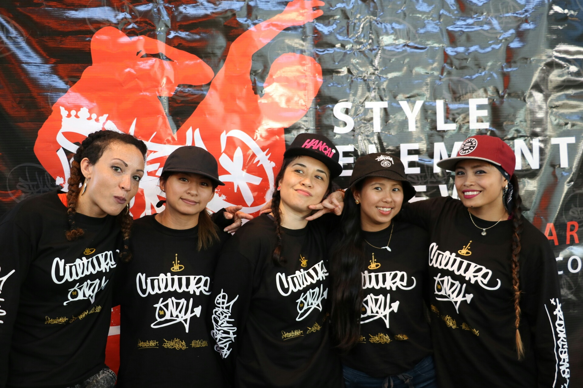 Style Elements 1 (Anna Steezeya, MyLinh, Miss Steezy One, Naty Lite and Genesis)